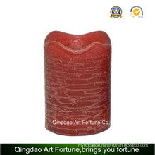 Aroma Flameless LED Candle Manufacturer for Home Hotel Decor
