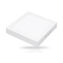 12W Surface Mounted LED Square Panel Lights
