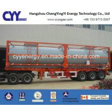 Neuester niedriger Preis und hohe Qualität T75 Sauerstoff-Stickstoff-Argon-Cabochon-Dioxid-Tankbehälter