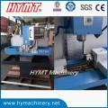 XK7125 CNC vertical de corte de metal de fresado de la maquinaria de perforación