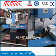 XK7125 CNC vertical metal cutting milling drilling machinery