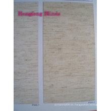 Tejido de lino para la paleta ciega vertical (serie P506)