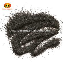 Alumine fondue marron pour grenaille d'acier et sablage