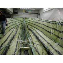 50um 65um 70um Vacuum Bagging Película Película PE Pafilm