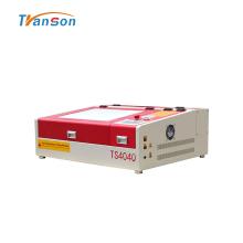 4040 40W Mini máquina de corte a laser portátil para gravação