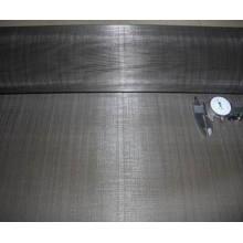 Paño de alambre negro y pantalla de filtro de malla de alambre negro
