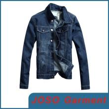 Men Blue Denim Jacket (JC7001)