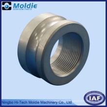 Tournage et usinage des pièces en acier au carbone