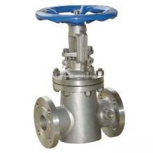 Válvula de compuerta de acero fundido