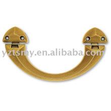 brush nail metal handle