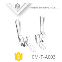 EM-T-A003 Sanitery ware galvanoplastia asiento del inodoro bisagra