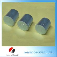 Cilindro magnético de neodimio N42SH