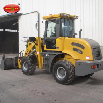 1.8T Mini Hydraulic Front End Wheel Loader