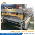 Trapezoidal Sheet Metal Roof Machine