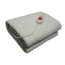 Factory Supply Electric Under-Blanket with Artificial Wool Heating Blanket