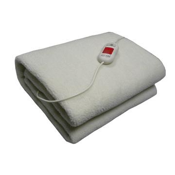 Enveloppe d'usine en sous-couverture électrique avec couverture de chauffage en laine artificielle