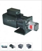 Servo Motor Enjeksiyon Makinası