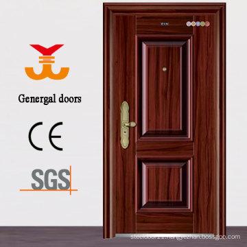ISO9001 exterior Iron Safty doors