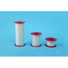 Échantillon gratuit d'adhésif jetable médical adhésif 5cmx4.5m ruban de tissu en soie