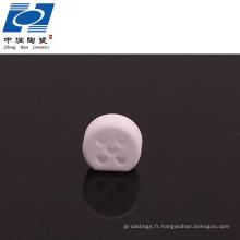 perles isolantes en céramique