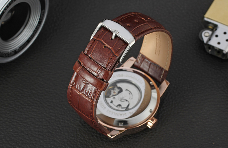 Automatic Sub-dial Date Casual Customized Watches