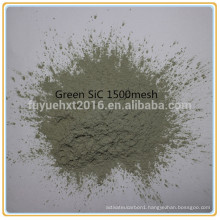 industry price green powder silicon carbide