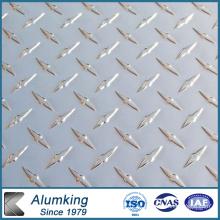 Diamond Checkered Aluminiumblech für Verpackung