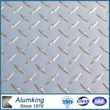 Алмазный алюминиевый лист для упаковки