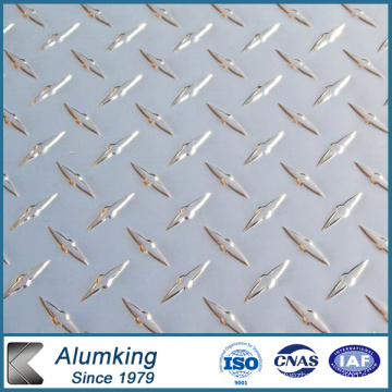 Diamond Chequered Aluminium Sheet for Package