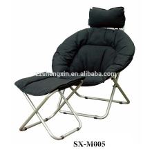 Moon Chairs with foot rest and back and pillow