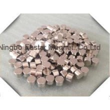 Permanet Neodymium/NdFeB Disc Magnet with High Quality Plating