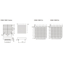 1,9 Zoll, 4,8 mm DOT (GNM-19881Cx-Dx)