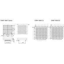 1.9 Inch, 4.8mm DOT (GNM-19881Cx-Dx)