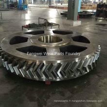 Pièces détachées en acier inoxydable pour toutes sortes de machines