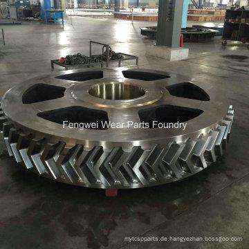 Iron CNC Präzisionsbearbeitung Teil für alle Arten von Maschine