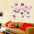 Autocollant réutilisable de décor à la maison MOQ 500 d'autocollant, décalques d'autocollant de mur démontables de vinyle
