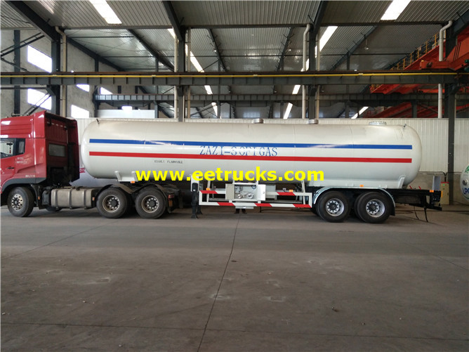 ASME LPG Delivery Trailers