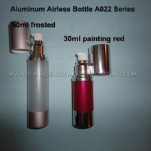 30ml 50ml Aluminum Airless Skin Toner Bottle