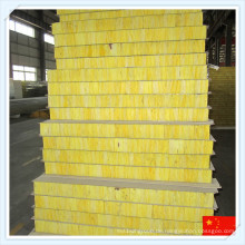 Neues Baumaterial Glaswolle Sandwich Panel