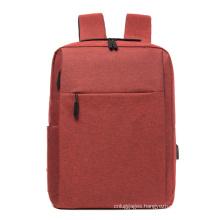 wholesale custom logo back pack backpack bag notebook bags USB charging business laptop backpack