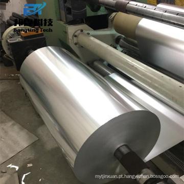 Alta qualidade venda quente 3003 fita adesiva micron espessura jumbo roll folha de alumínio com Preço Baixo