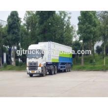 Docking garbage truck/docking garbage refuse truck/docking garbage collector truck/docking sewage transport truck/docking truck