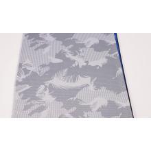 milk silk micro polyester spandex printed sportswear fabric
