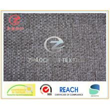 100% poliéster tejido de sofá en condiciones de servidumbre (ZCCF054)