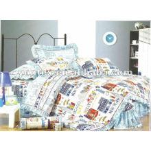 100% cotton crib bedding