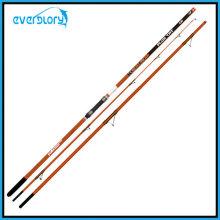 Поощрение: 3PCS Surf Cast Rod в многосекционной рыболовной снасти Хорошая производительность