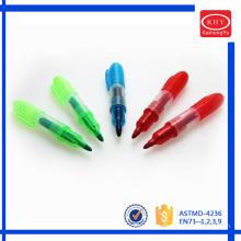 High quality non-toxic ink children use mini fluorescent marker