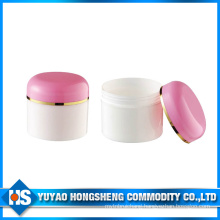 Hy-Pj-002c 100ml Lotion Plastic Jar with PP Material
