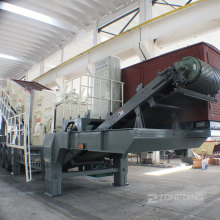 2018 New Product Mobile Impact Stone Crusher