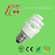 Meia série CFL poupança de energia espiral bulbo de lâmpada (VLC-FST3-11W)
